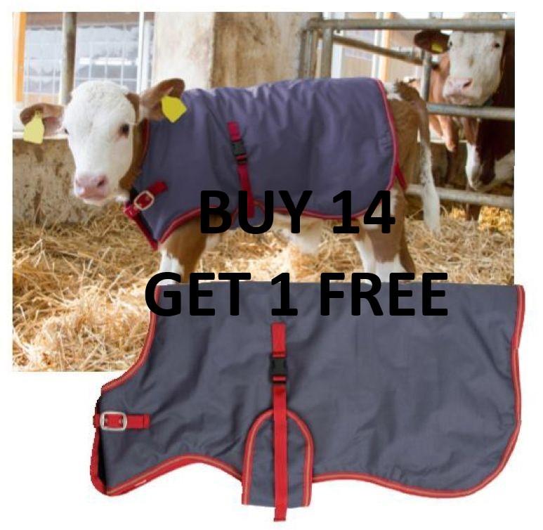 Calf coat thermoplus